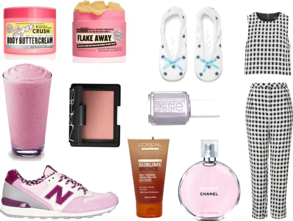 STEP IN TO SPRING WITH MY TOP 10 SPRING ESSENTIALS