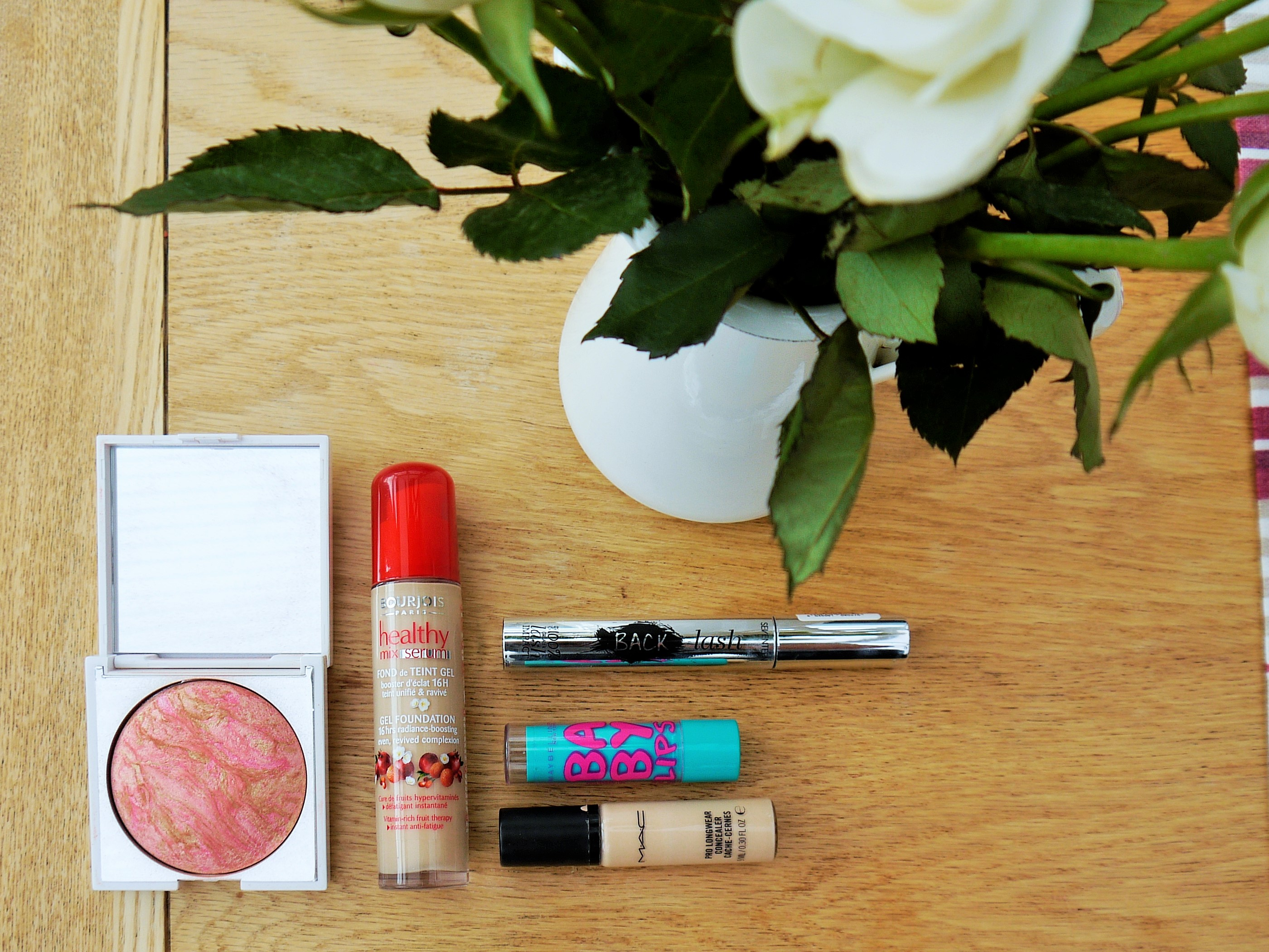 BEAUTY // OCTOBER FAVE FIVE