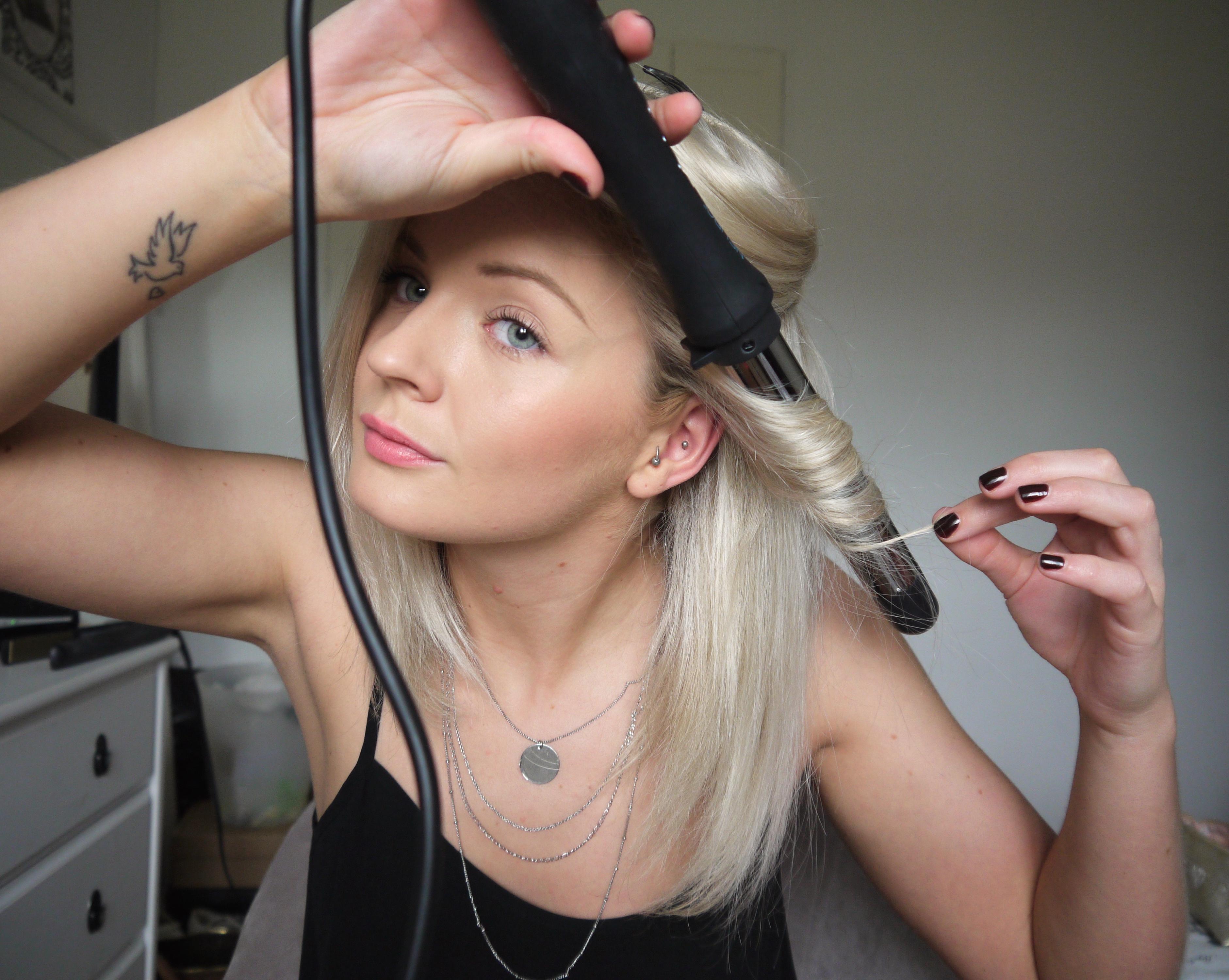 Hair Simple Waves