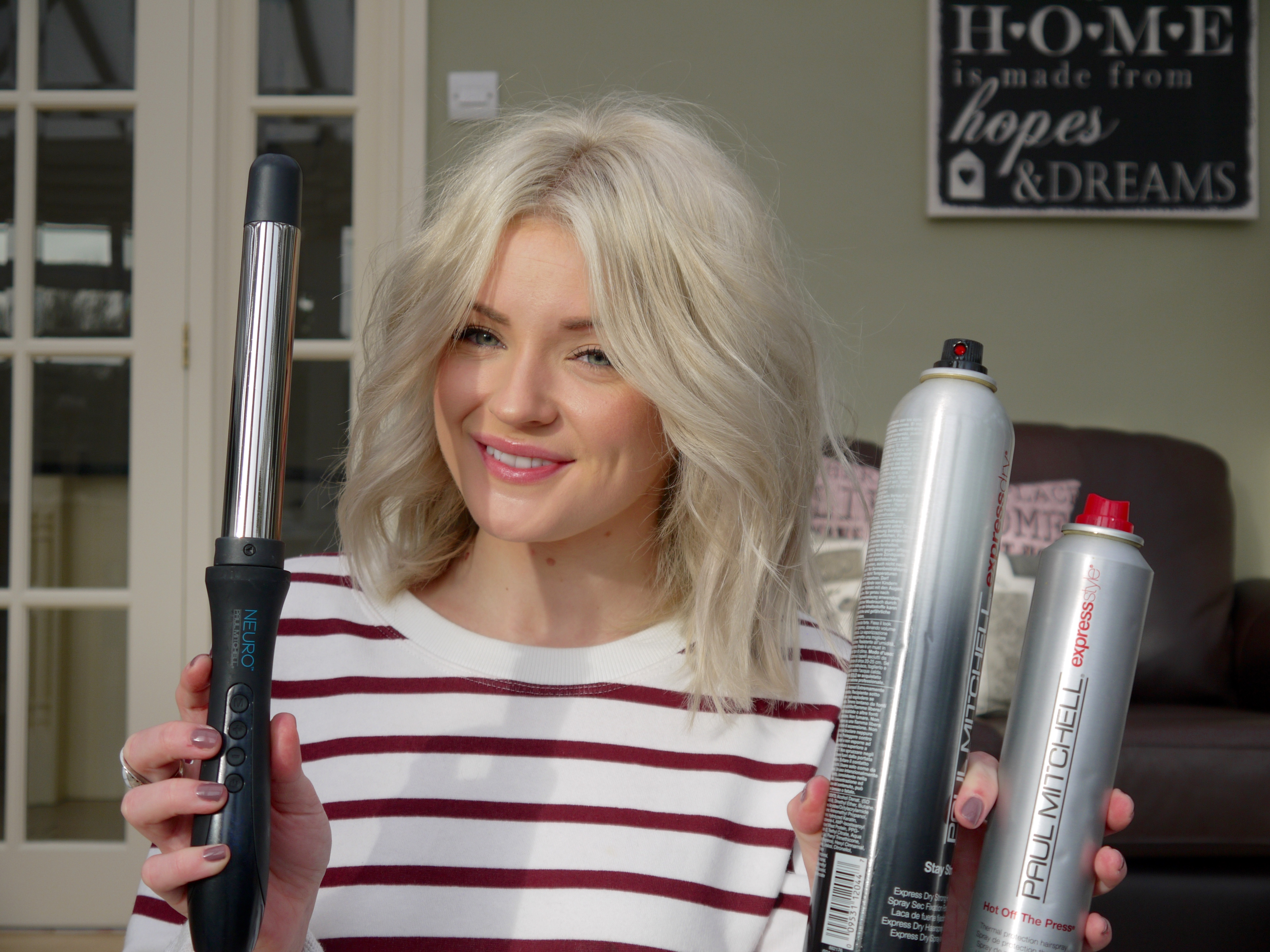 laura byrnes, lauras little locket, best haircare for blondes, how to get blonde ashy hair, care for blonde hair
