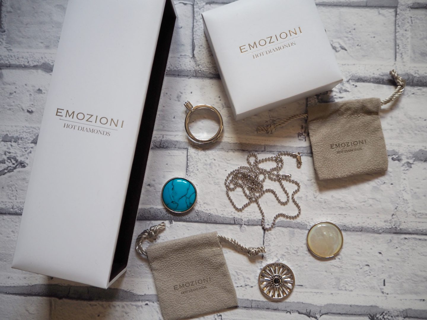 REVIEW // EMOZIONI HOT DIAMONDS
