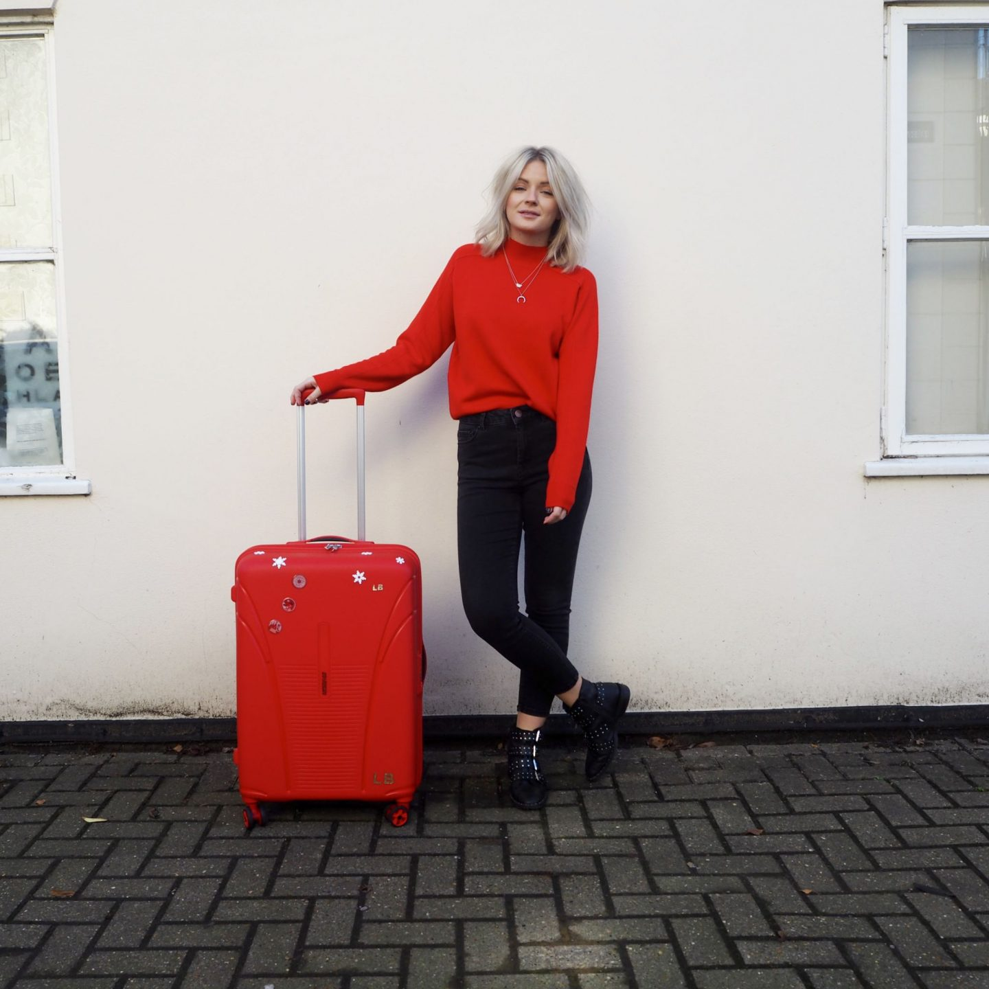 laura byrnes, lauras little locket, american tourister,