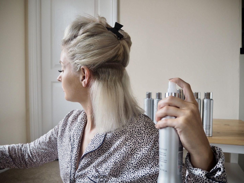 laura byrnes, lauras little locket, kenra, kenra hair care