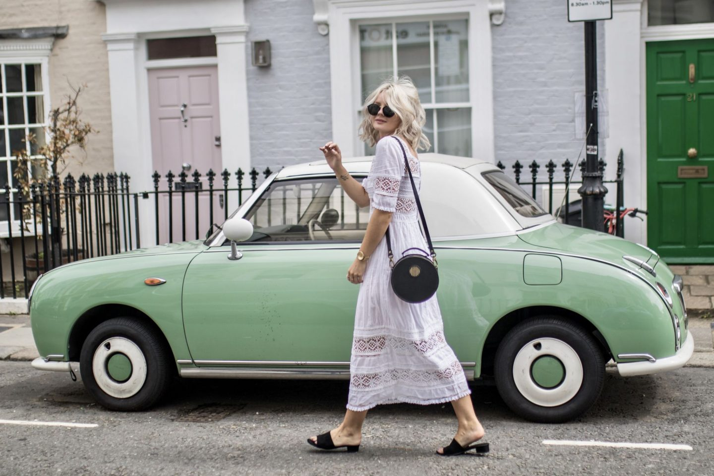 THE WHITE DRESS YOU NEED IN YOUR WARDROBE