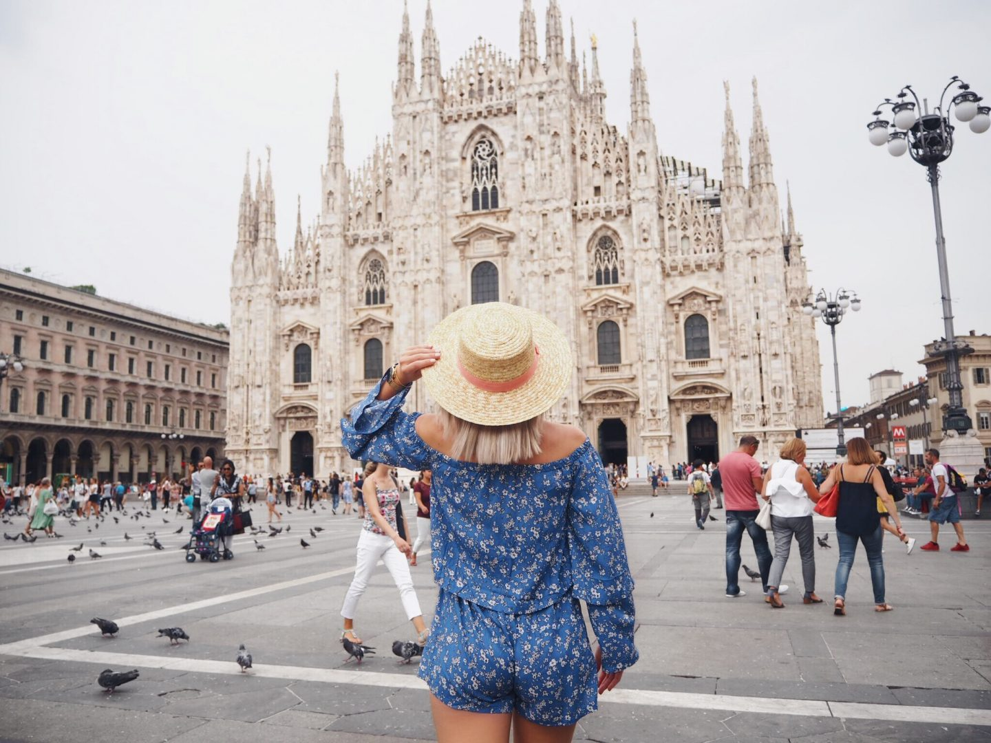 WHAT I WORE IN MILAN