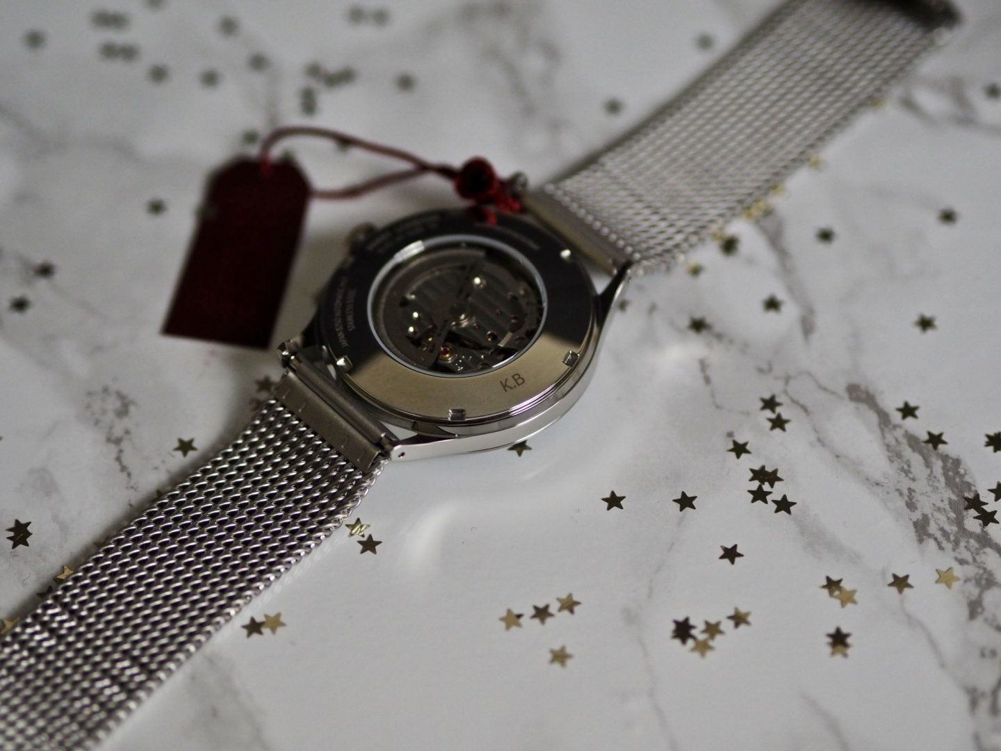Laura Byrnes, Lauras little locket, gift guide, henry watch