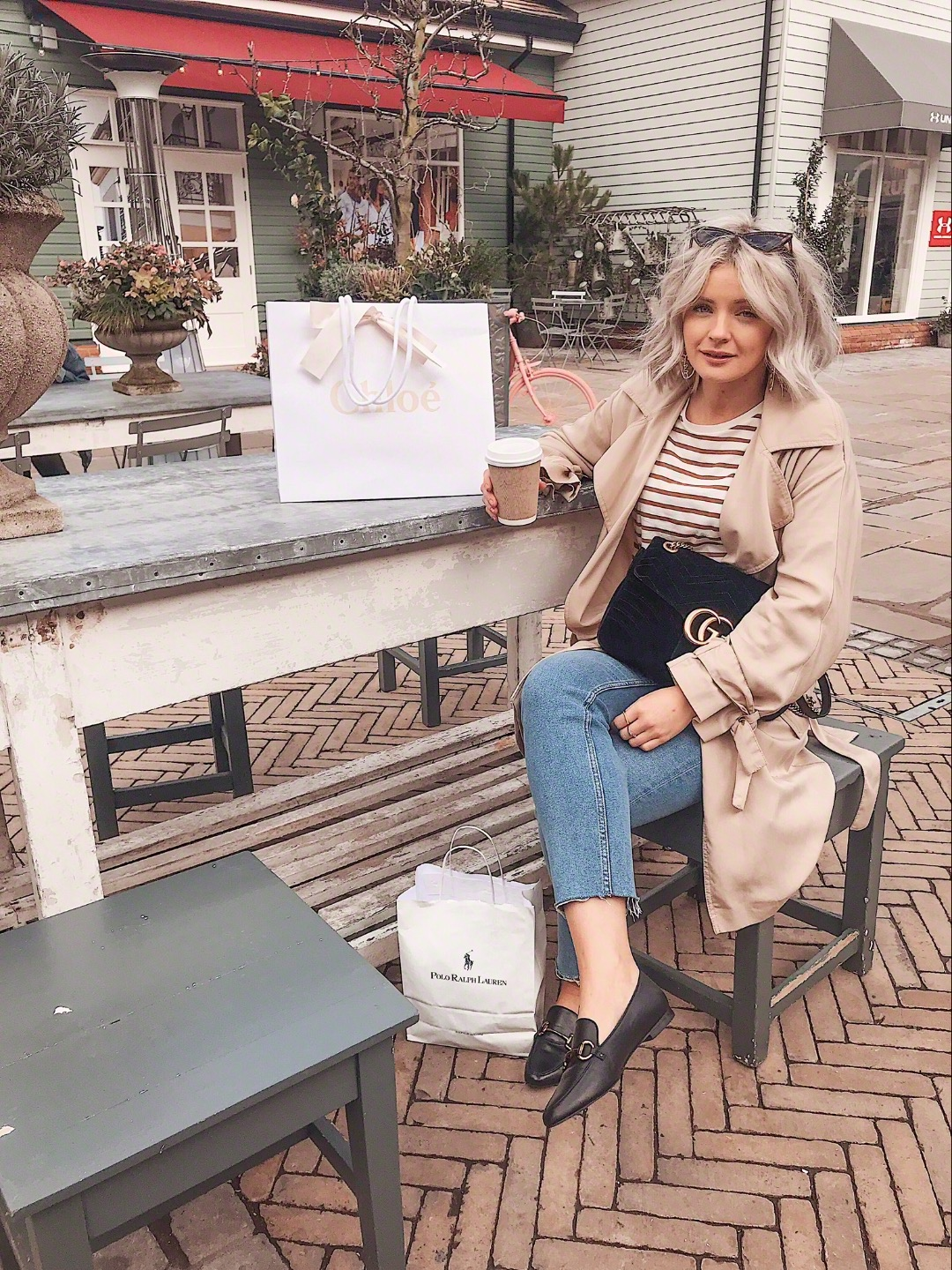 DRESSING FOR SPRING WITH BICESTER VILLAGE